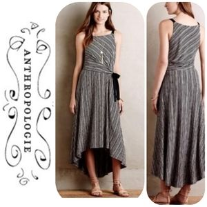 Anthropologie Maeve Salsola Knit Dress Size M